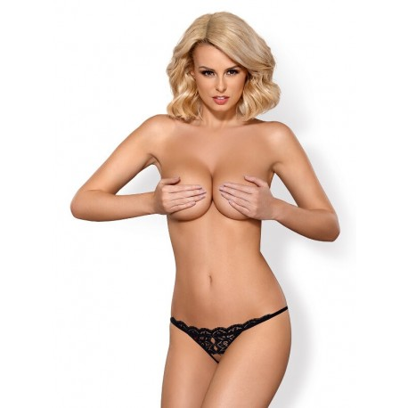 831-Thc-1 Crotchless Thong