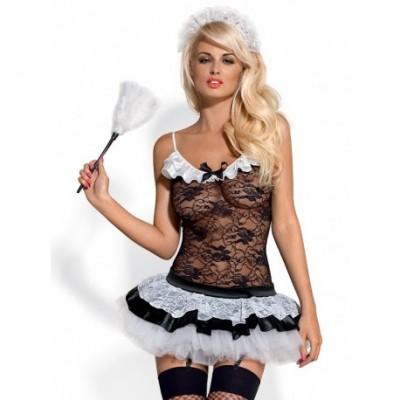 Housemaid Fantasia De 5 Peças