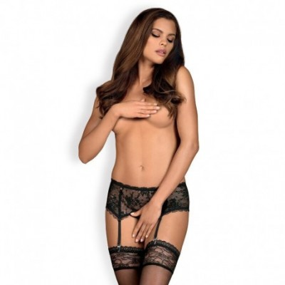 Behindy Garter Belt