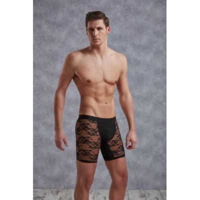 Doreanse Long Lace Boxers for Men 1953