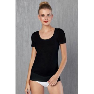 T-shirt Mulher 100% Algodão Doreanse 9397