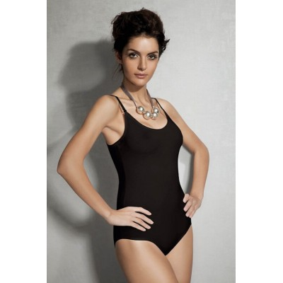 Doreanse Women's Strappy Bodysuit 12101