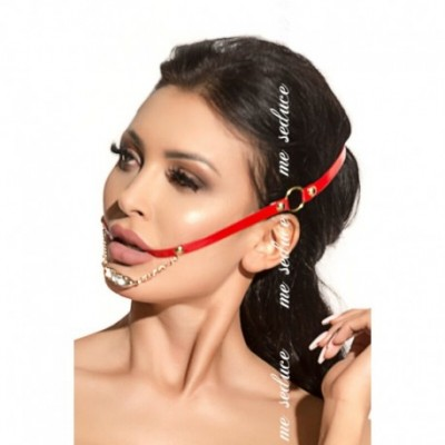 BDSM Bridle 01 Red