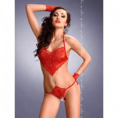 Elza Body Vermelho