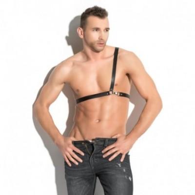 Harness for Men 03 Black