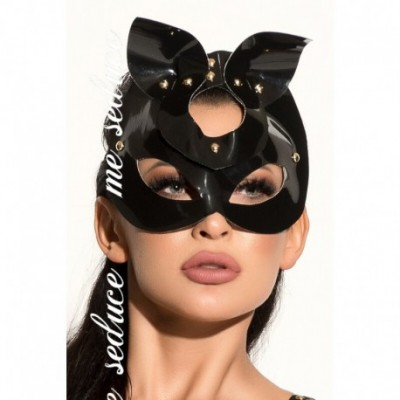 BDSM Kitty Mask MK 14 Black