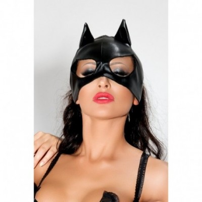 BDSM Cat Mask MK 02 Black