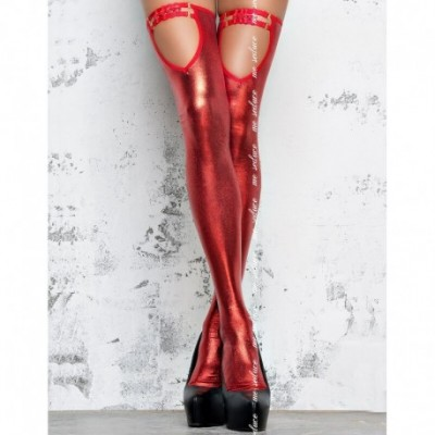 Stockings ST 07 Red