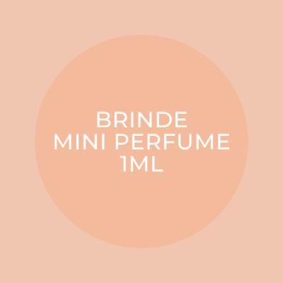 Brinde Mini Perfume 1ml