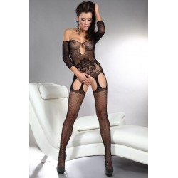 ADIVA BODYSTOCKING – BLACK