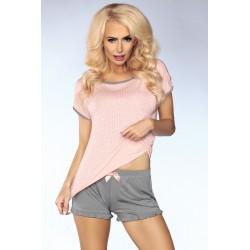 Innocent Rose Short Pajamas – Model 103