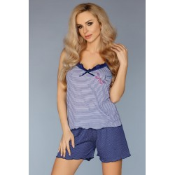 Model 719 Pajamas – Blue