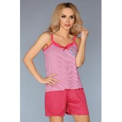 Model 719 Pajamas – Coral
