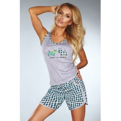 Model 720 Pajamas – Green