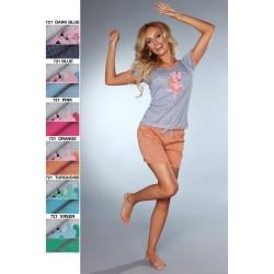 Model 721 Pajamas – Pink