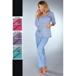 Model 722 Pajamas – Pink
