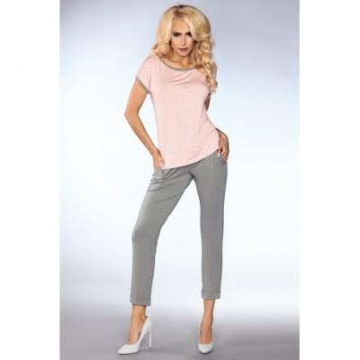Innocent Rose Pijama Calça – Modelo 101
