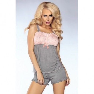 Innocent Rose Pijama Curto – Modelo 102