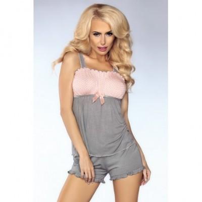Innocent Rose Short Pajamas – Model 102