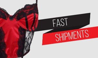 fast shipments