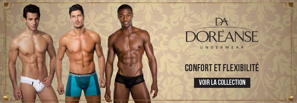 Doreanse Sous-vêtements pour hommes