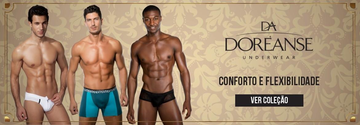 Doreanse roupa interior masculina